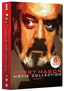 Perry Mason Movie Collection: Volume One , Raymond Burr