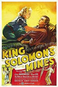 King Solomon's Mines , Paul Robeson
