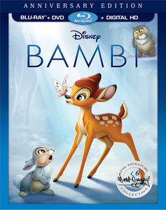 Bambi (Anniversary Edition) , Hardie Albright