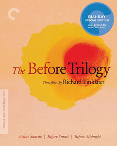 The Before Trilogy (Criterion Collection) , Ethan Hawke