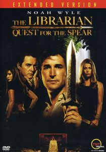 The Librarian: Quest for the Spear , Noah Wyle