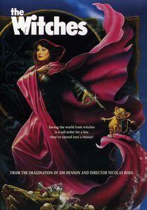 The Witches , Anjelica Huston