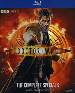 Doctor Who: Complete Specials , Timothy Dalton