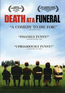 Death at a Funeral , Matthew MacFadyen