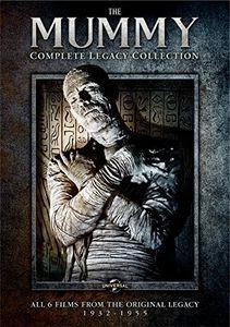 The Mummy: Complete Legacy Collection , Boris Karloff