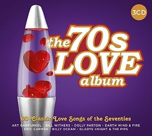 70s Love Album /  Various [Import] , Various Artists