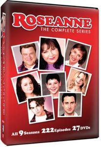 Roseanne: The Complete Series , Adam Hendershott