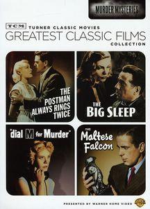 TCM Greatest Classic Films Collection: Murder Mysteries , Humphrey Bogart