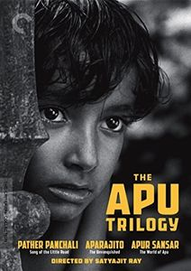 The Apu Trilogy (Criterion Collection) , Soumitra Chatterjee