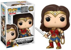 FUNKO POP! MOVIES: DC - Justice League - Wonder Woman