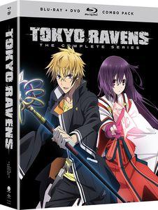 Tokyo Ravens: The Complete Series , Ian Sinclair