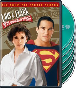 Lois & Clark: The Complete Fourth Season , Eddie Jones