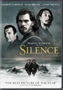 Silence , Andrew Garfield