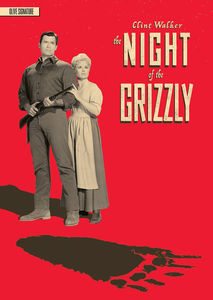 The Night of the Grizzly (Olive Signature) , Clint Walker