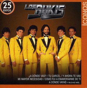 Iconos: 25 Exitos , Los Bukis