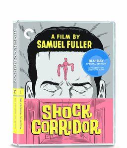 Shock Corridor (Criterion Collection) , Hari (Harry) Rhodes