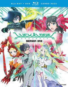 Luck And Logic: The Complete Series , Kensho Ono