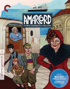 Amarcord (Criterion Collection) , Magali No l