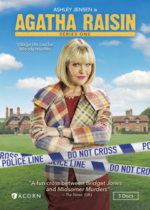 Agatha Raisin: Series 1 , Ashley Jensen