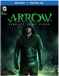 Arrow: The Complete Third Season , Stephen Amell