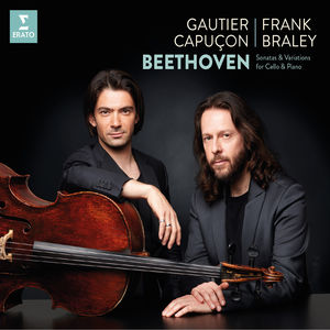 Beethoven: Cello Sonatas & Variations , Gautier Capucon