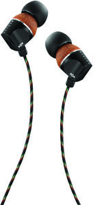 House of Marley Zion Earbuds (Midnight)