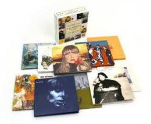 Studio Albums 1968 - 1979 , Joni Mitchell