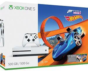 Microsoft Xbox One S 500GB Console - Forza 3 Hot w