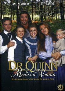 Dr Quinn Medicine Woman: The Complete Season Six , Erika Flores