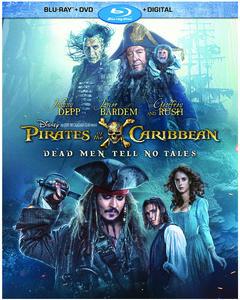 Pirates of the Caribbean: Dead Men Tell No Tales , Johnny Depp