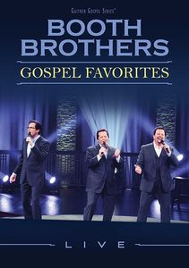Gospel Favorites Live , The Booth Brothers