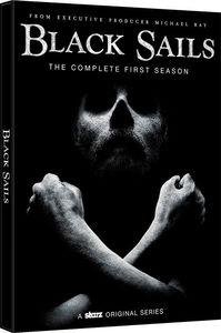 Black Sails: The Complete First Season , Ashley Brooks