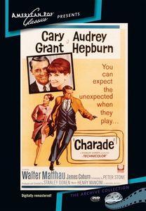 Charade , Audrey Hepburn