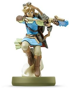 Amiibo: The Legend of Zelda Series - Breath of the Wind: Archer Link
