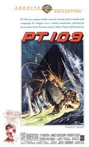 PT-109 , Cliff Robertson