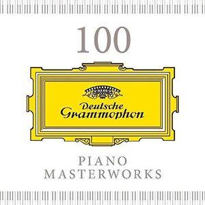 100 Piano Masterworks , Various Artists