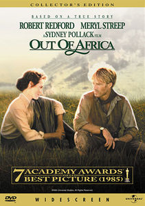 Out of Africa , Robert Redford