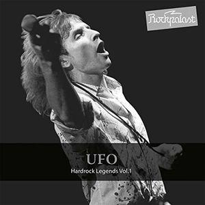 Hard Rock Legends, Vol. 1: Live At Westfalenhalle 1980 , UFO