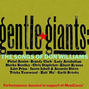 Gentle Giants: The Songs Of Don Williams /  Various , Various Artists