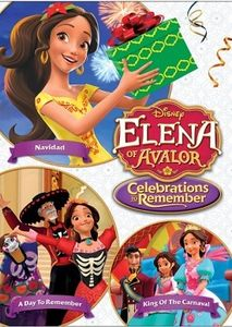 Elena Of Avalor: Celebrations To Remember , Lou Diamond Phillips