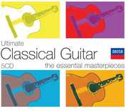 Ultimate Classical Guitar /  Various , Various Artists