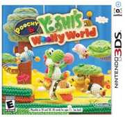 Poochy & Yoshi's Wooly World for Nintendo 3DS