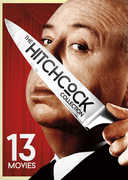 13-Film Hitchcock Collection , Jameson Thomas