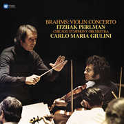 Brahms: Violin Concerto , Itzhak Perlman