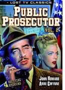Public Prosecutor: Volume 2 , David Bruce