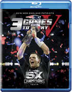 3 Games To Glory V , Tom Brady