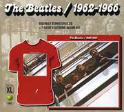 Red Merch Box 1962-1966 , The Beatles