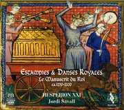 Estampies Et Danses Royales , Jordi Savall