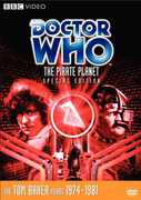 Doctor Who: Pirate Planet , Andrew Robertson