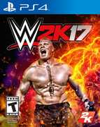 WWE 2K17 for PlayStation 4